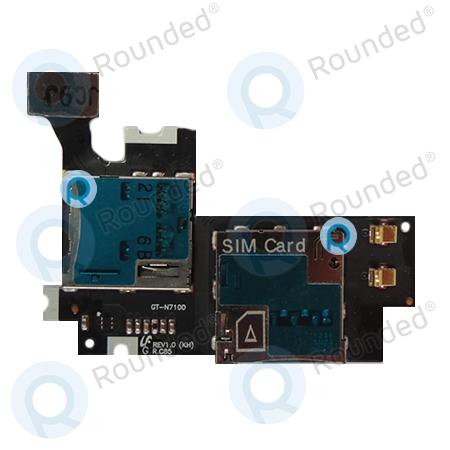 Samsung Galaxy Note Sim Card
