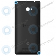 HTC Windows Phone 8X Battery cover, Battery door Black spare part 37H10213-00M-BLTE-B05-0817 AMP-121031