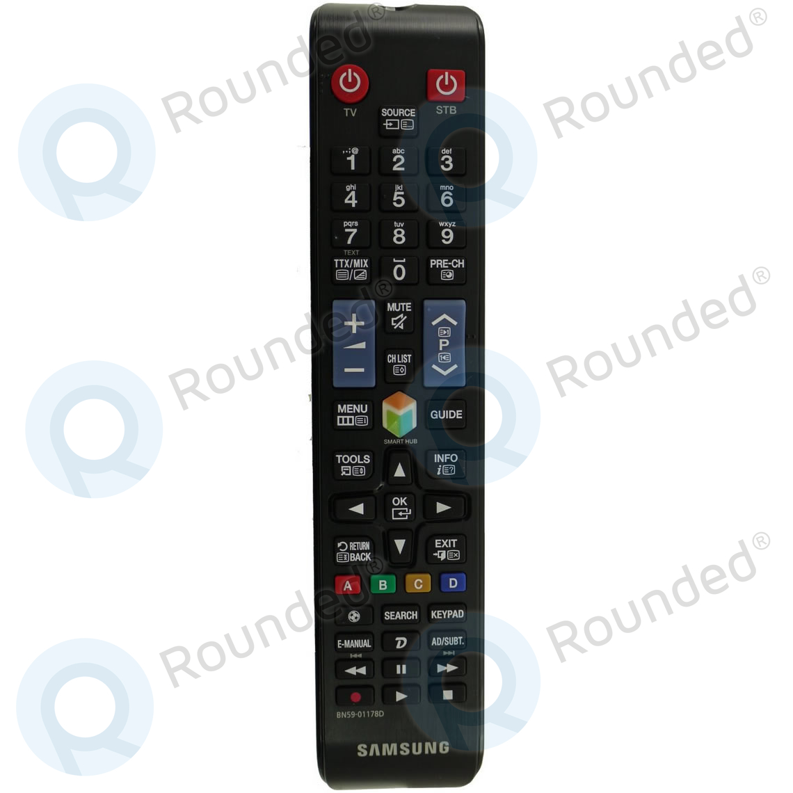 how to use samsung as a remote