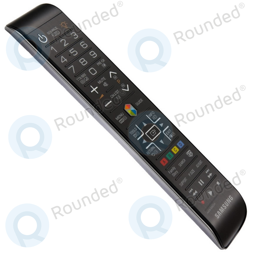 samsung remote control tm1270 e6760 aa59 00633a. Black Bedroom Furniture Sets. Home Design Ideas