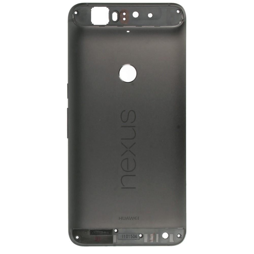 online store 04178 b3297 Huawei Nexus 6P Back cover black 02350NEC