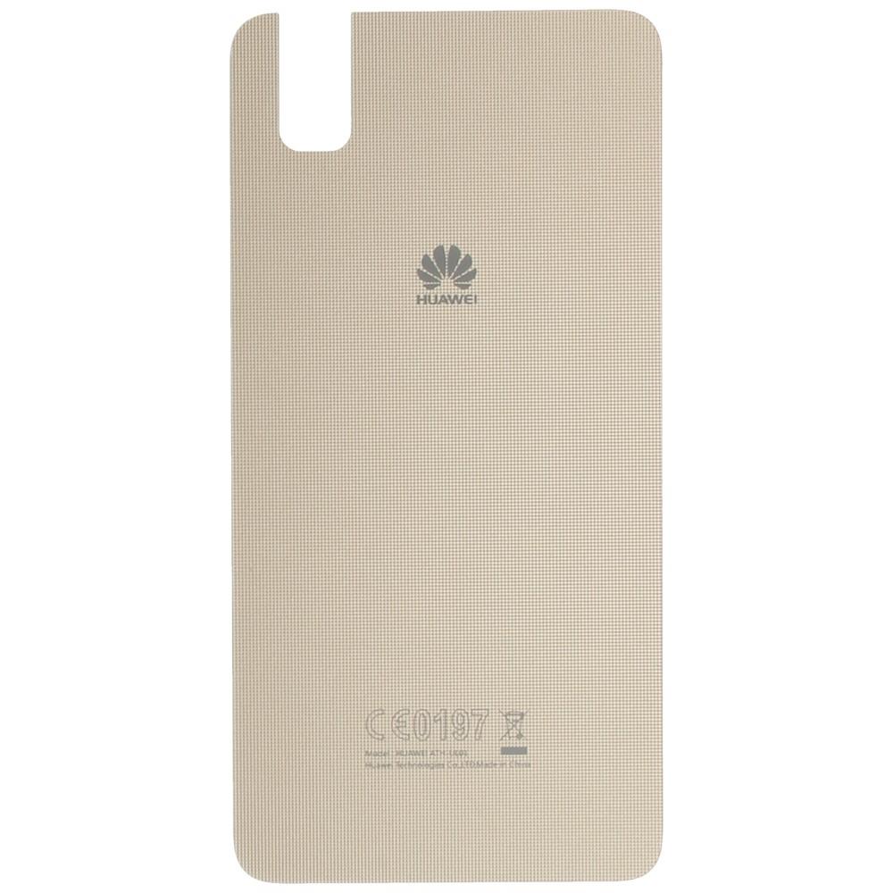 Huawei Honor 7i, ShotX (ATH-U01) Battery cover gold 02350NDT