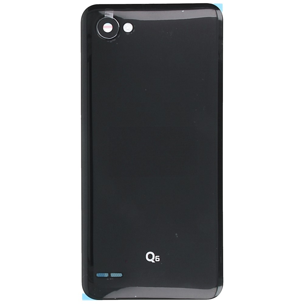 Lg Q6 M700n Spare Parts Overview Optimus L3ii E435 Dual Resmi White Battery Cover Black Acq89691201