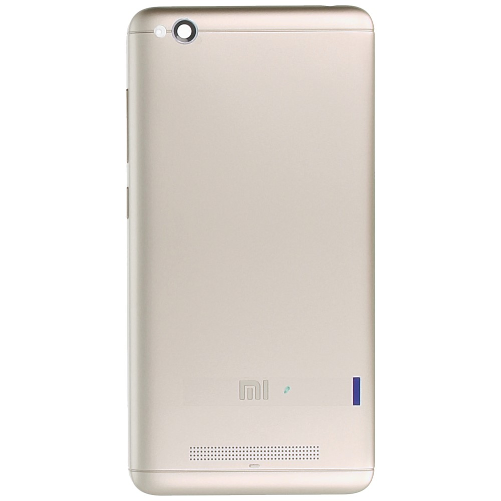 reputable site de176 d44fa Xiaomi Redmi 4A Battery cover gold