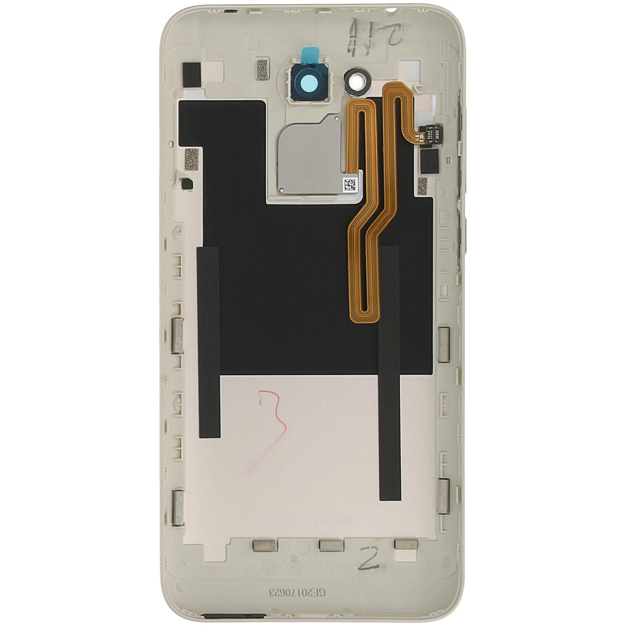 new arrival 0f16b 649a1 Huawei Honor 6A (DLI-AL10) Battery cover gold 97070RYJ