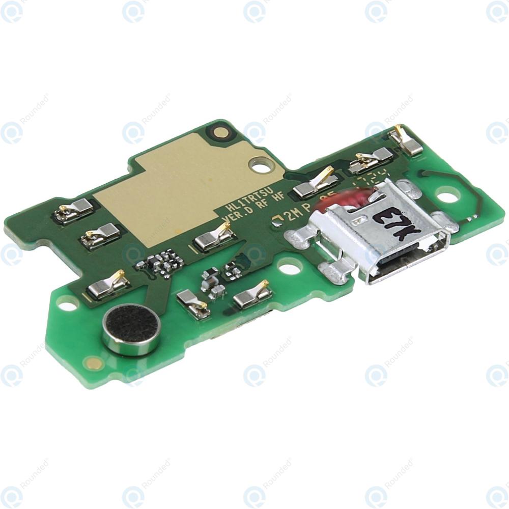 Huawei Y5 2017 (MYA-L22), Y7 (TRT-L21) USB charging board 02351GND