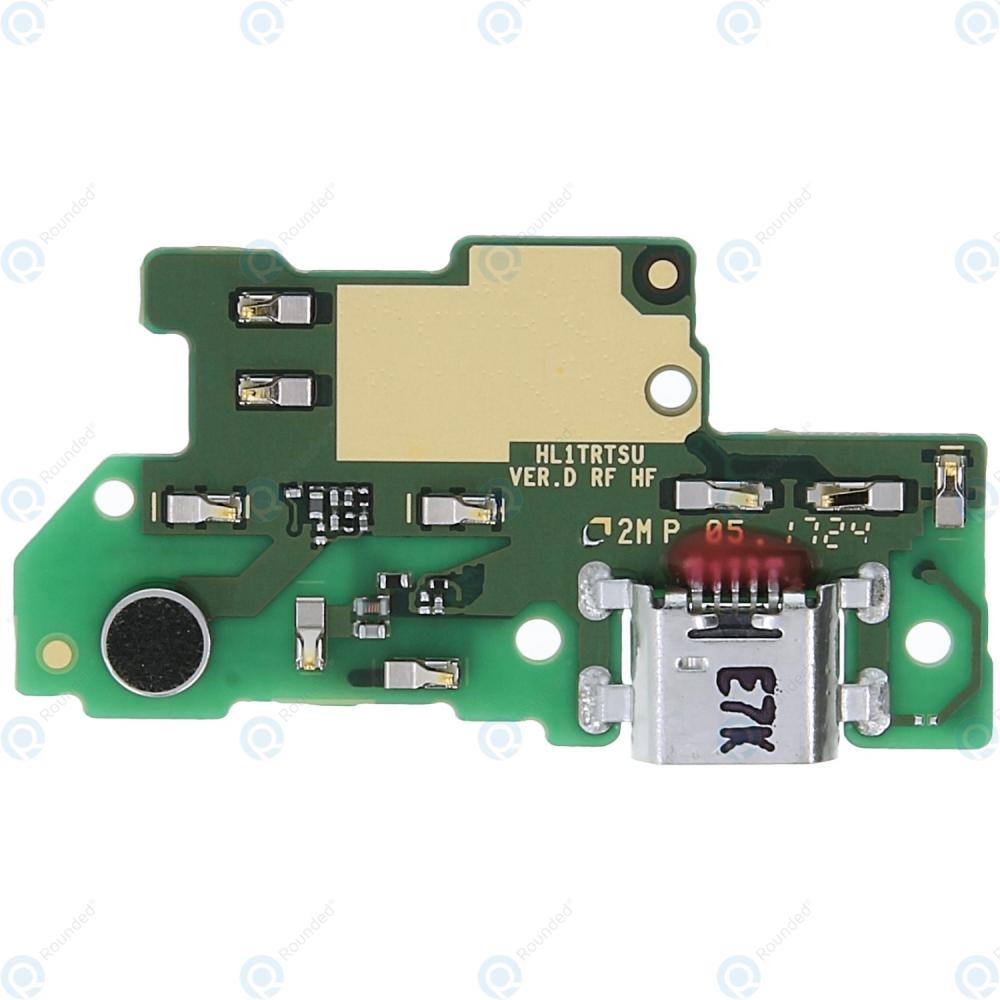 Huawei Y5 2017 Mya L22 Y7 Trt L21 Usb Charging Board 02351gnd