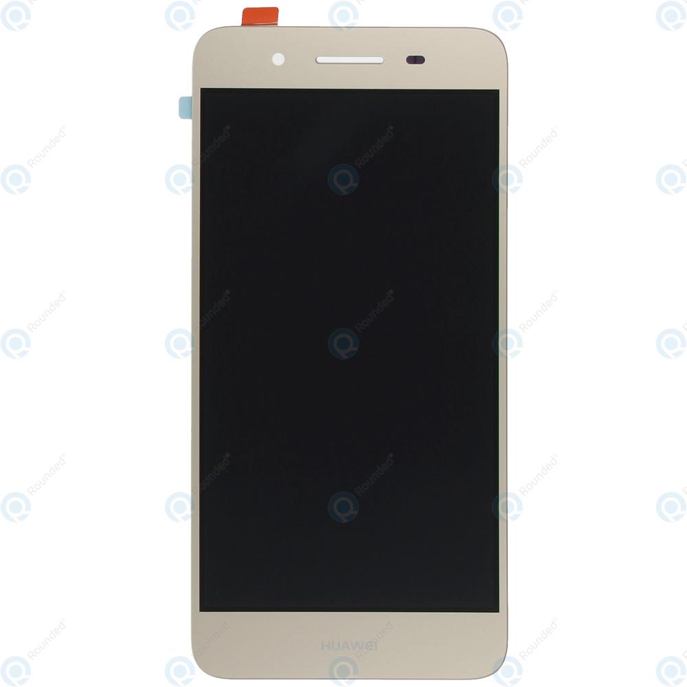 Huawei GR3 (TAG-L21) Display module LCD + Digitizer gold
