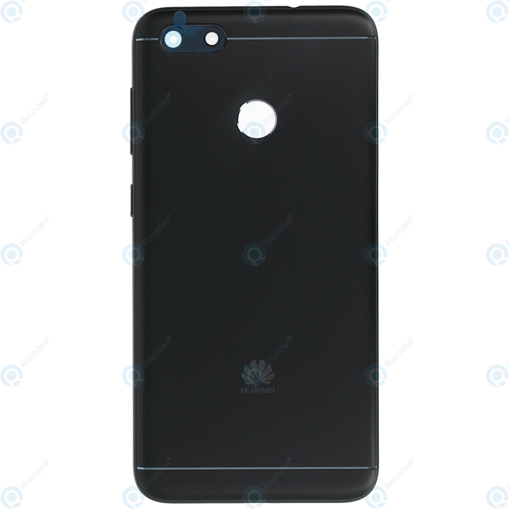 new style 6093e ff2d0 Huawei Y6 Pro 2017 Battery cover black 97070RYT
