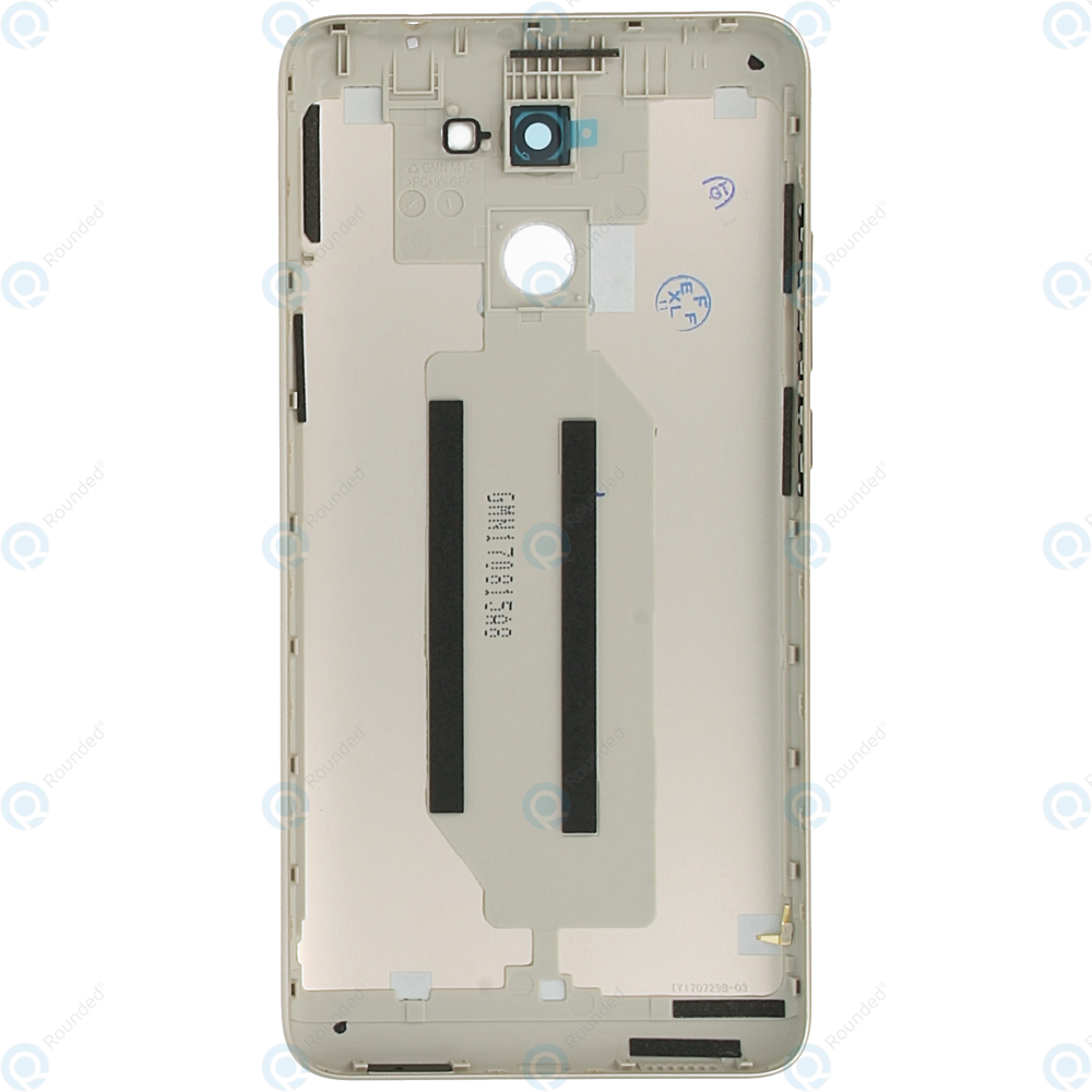 Huawei Y7 Prime (TRT-L21A) Battery cover gold
