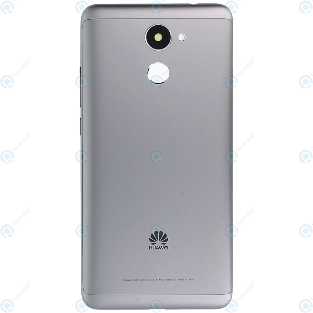 Huawei Y7 Prime (TRT-L21A) Battery cover grey