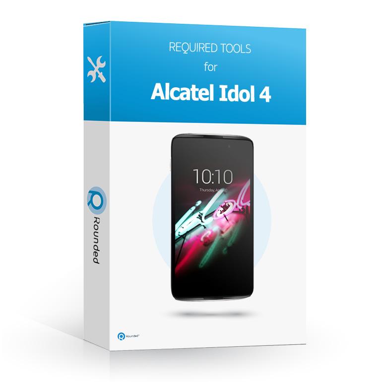 Alcatel Idol 4 Toolbox