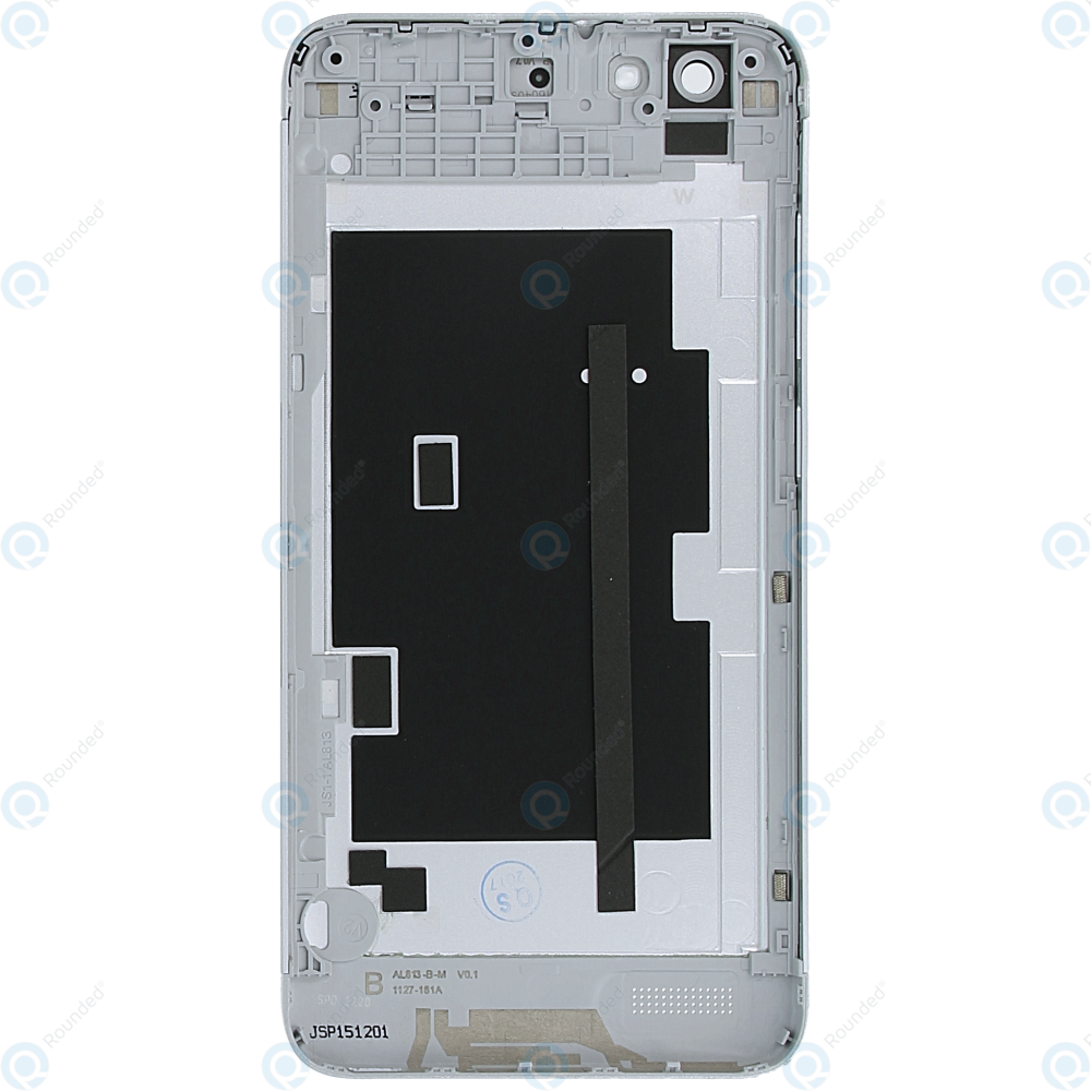 new product 773a3 dceb7 Huawei GR3 (TAG-L21) Battery cover silver 97070LVE