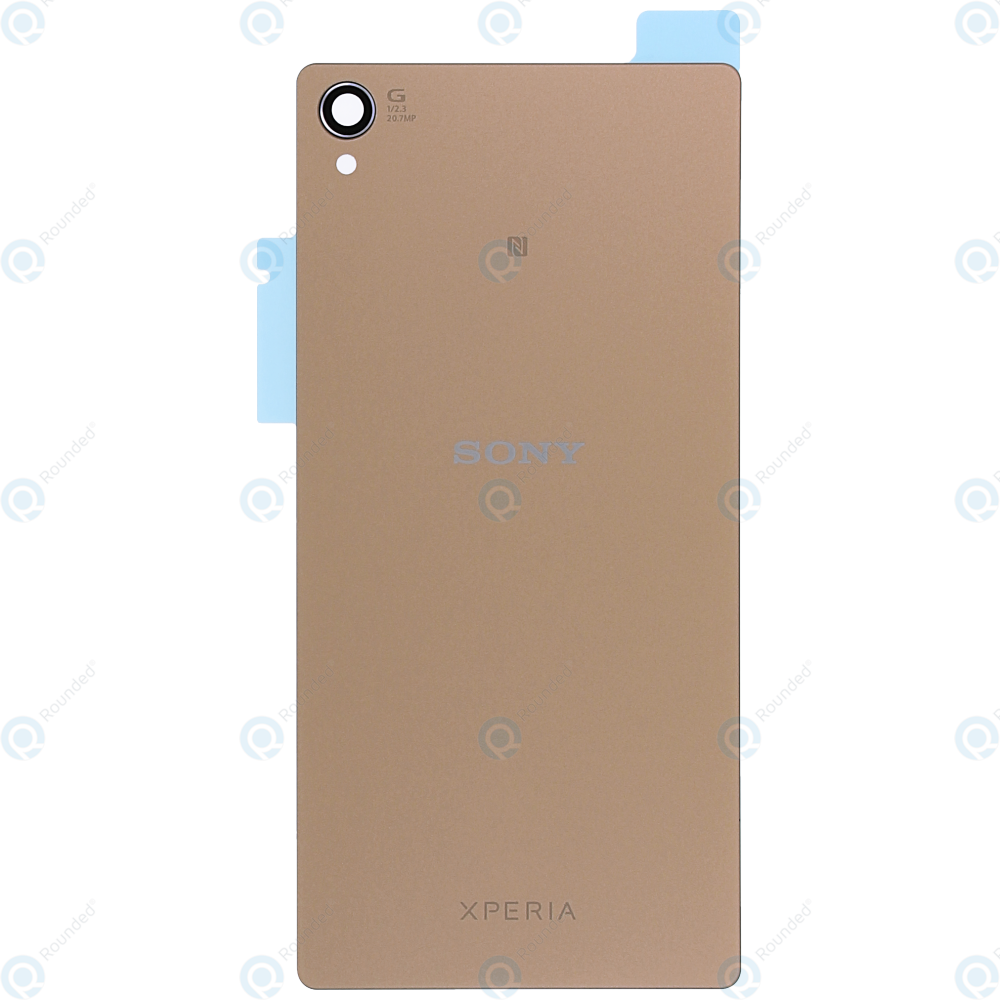 pretty nice 2a826 d682b Sony Xperia Z3 (D6603, D6643, D6653) Battery cover copper