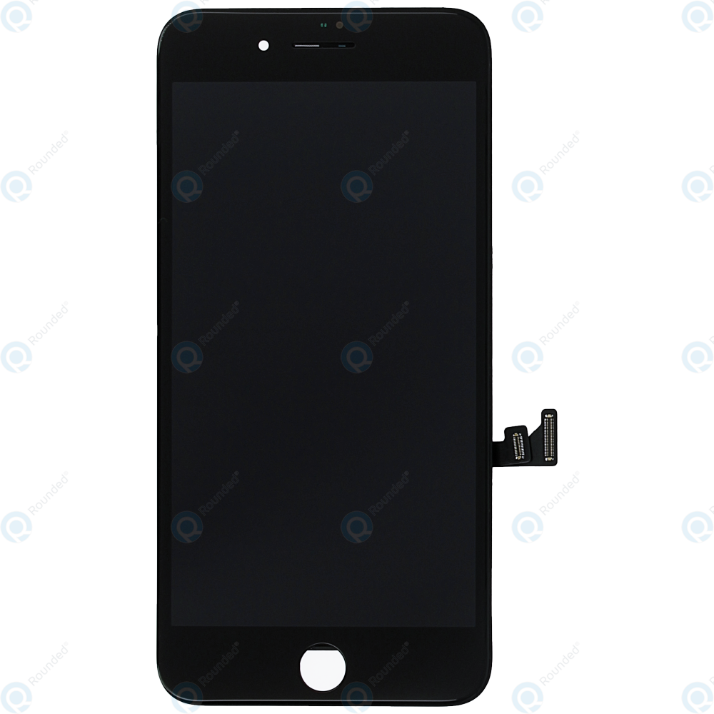 Display Module Lcd Digitizer Grade A Black For Iphone 8 Plus