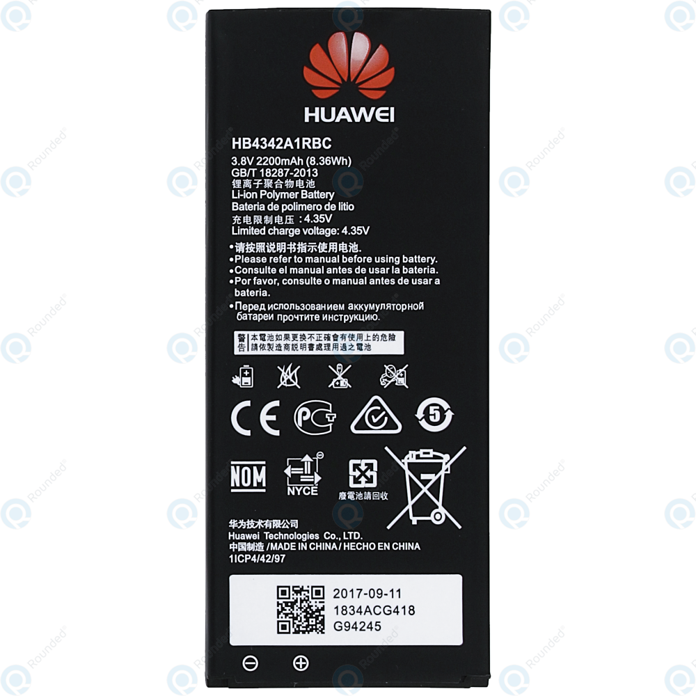 get cheap special sales online here Huawei Battery HB4342A1RBC 2200mAh 24021834