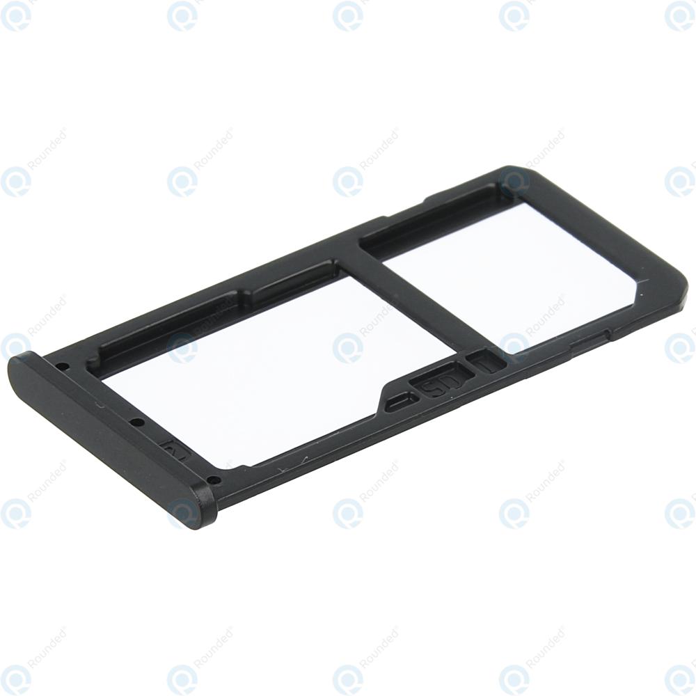 Nokia 6 Sim tray black MED1C02021A