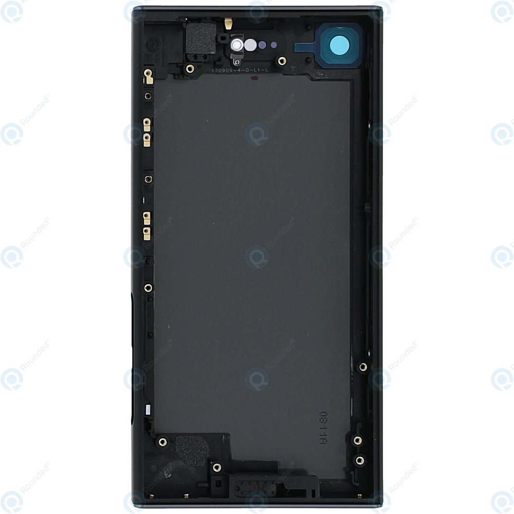 new styles ef82c 50689 Sony Xperia XZ1 Compact (G8441) Battery cover black 1310-0303