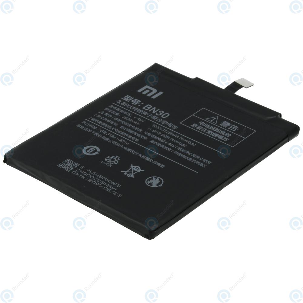 Xiaomi Redmi 4A Battery BN30 3120mAh