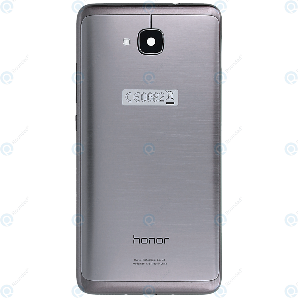 new product f5da0 9b7f8 Huawei Honor 7 Lite, Honor 5C (NEM-L51) Battery cover grey 02350UAE