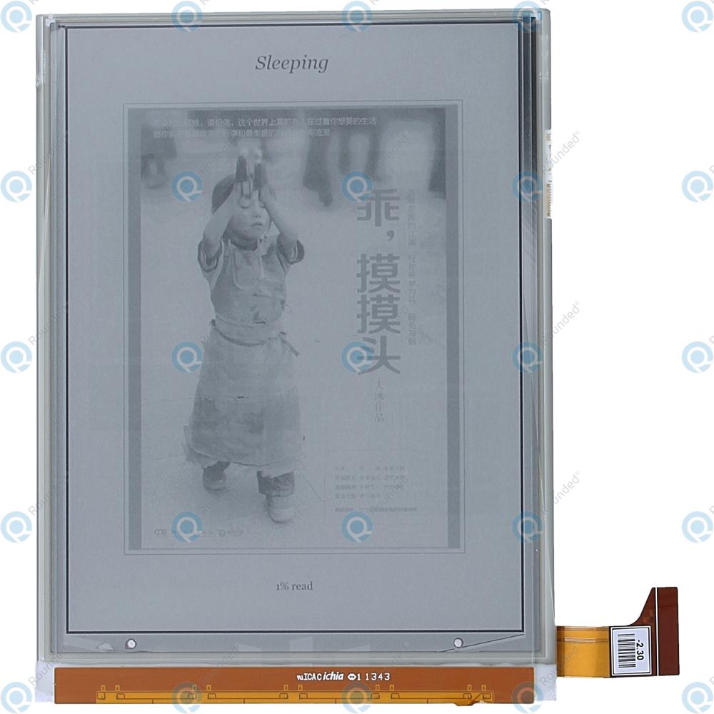 Kobo Aura HD (N204-KBO-B) E-ink Display ED068TG1 (LF)