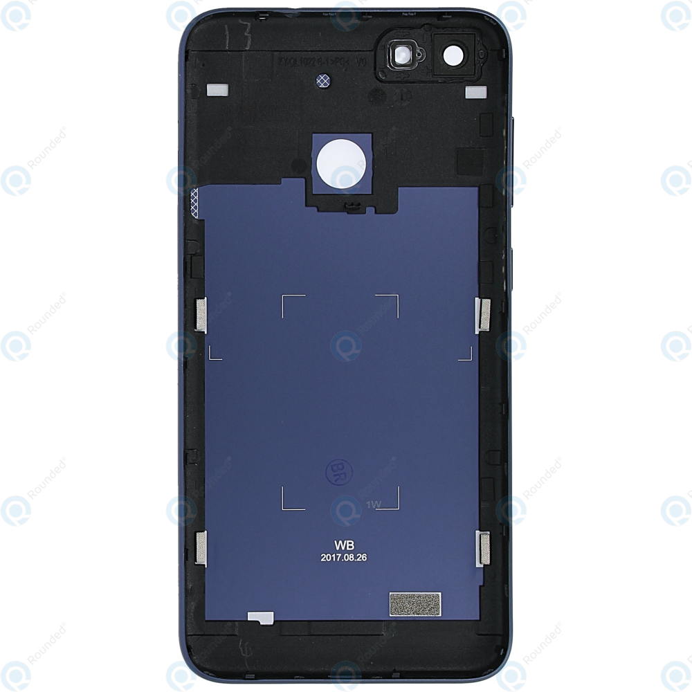 Huawei Y6 Pro 2017 Battery cover blue 97070SWQ