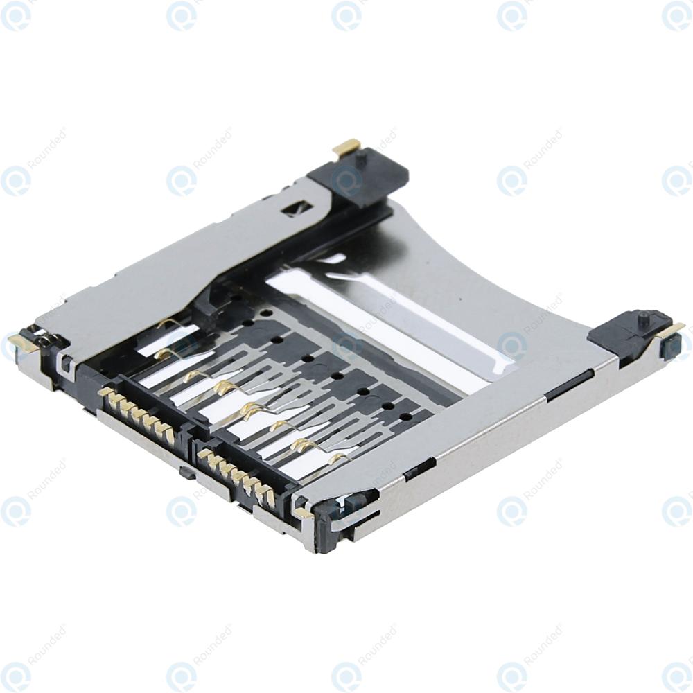 Canon EOS 70D, EOS 100D, EOS 1200D Memory card slot