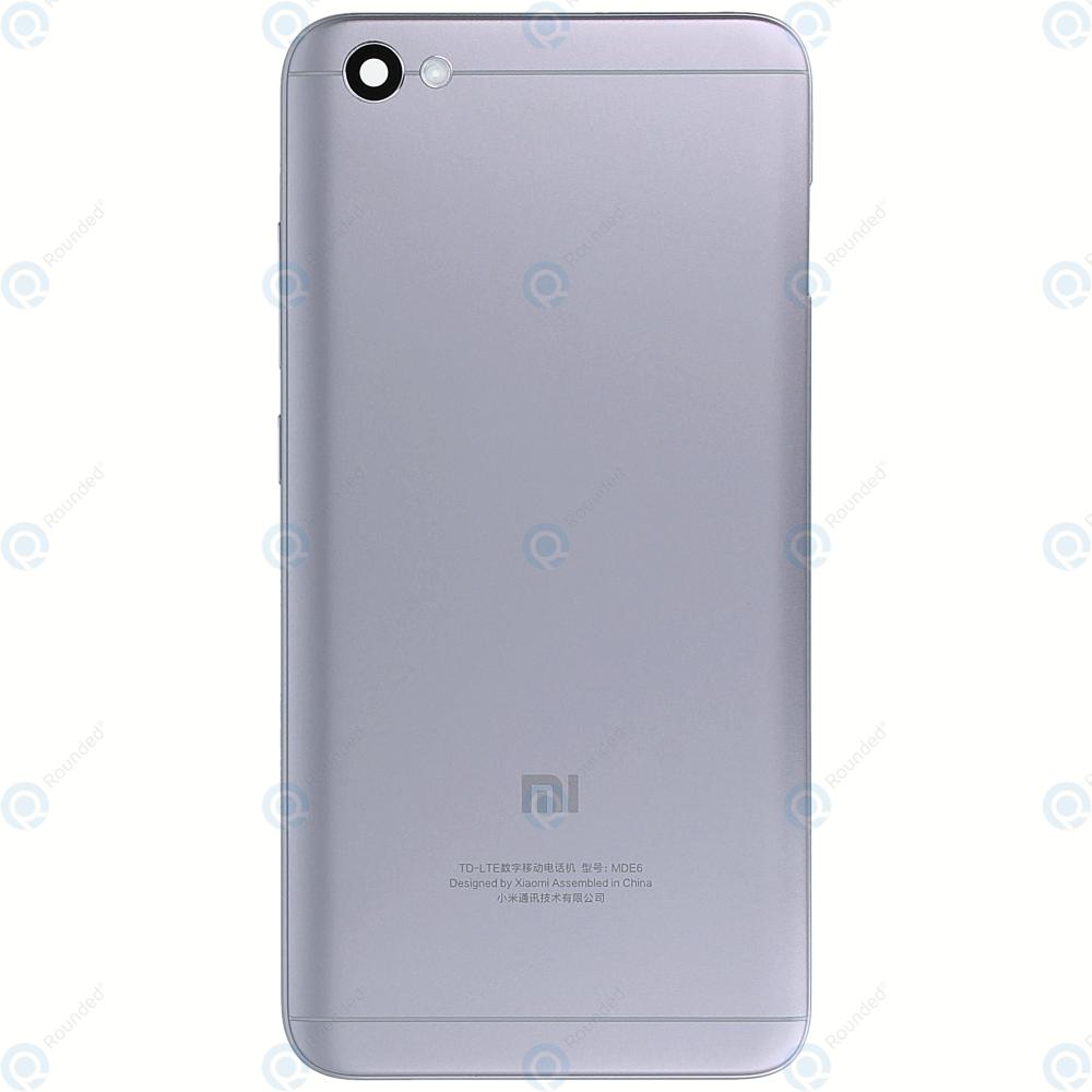 hot sale online 84c6a 6368b Xiaomi Redmi Note 5A Battery cover grey