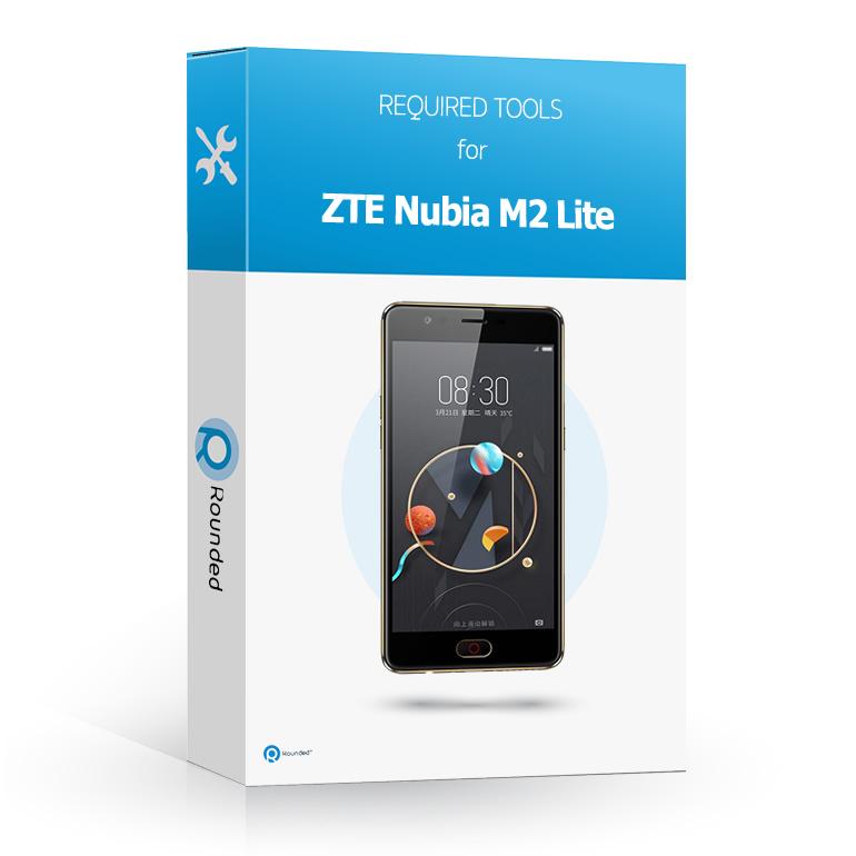 ZTE Nubia M2 Lite Toolbox