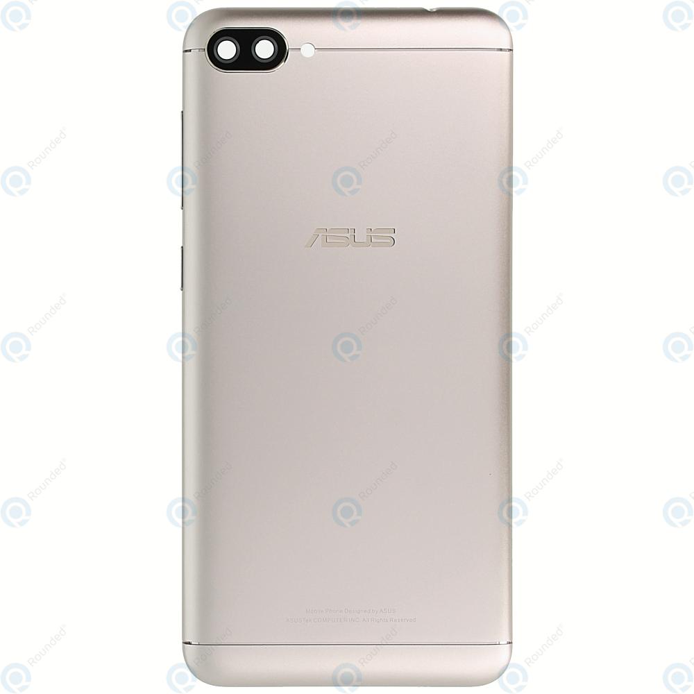 the best attitude 9c861 08cf8 Asus Zenfone 4 Max (ZC520KL) Battery cover gold