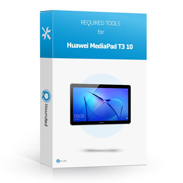 Huawei MediaPad T3 10 Toolbox