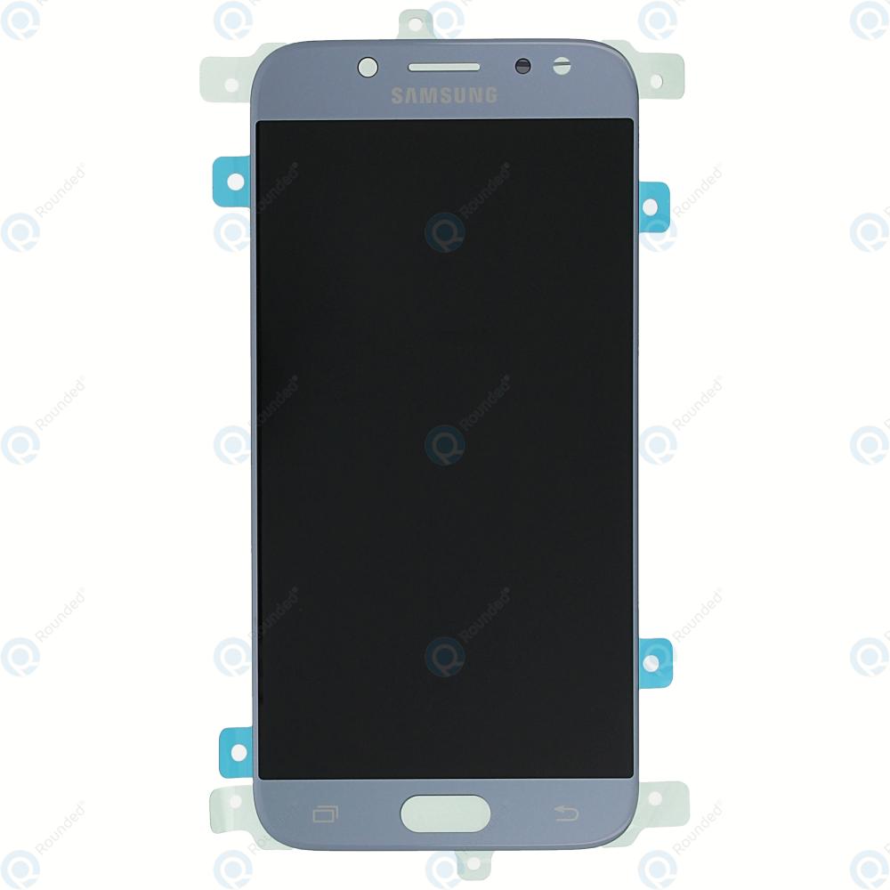 Samsung Galaxy J5 2017 (SM-J530F) Display module LCD + Digitizer blue GH97-20738B