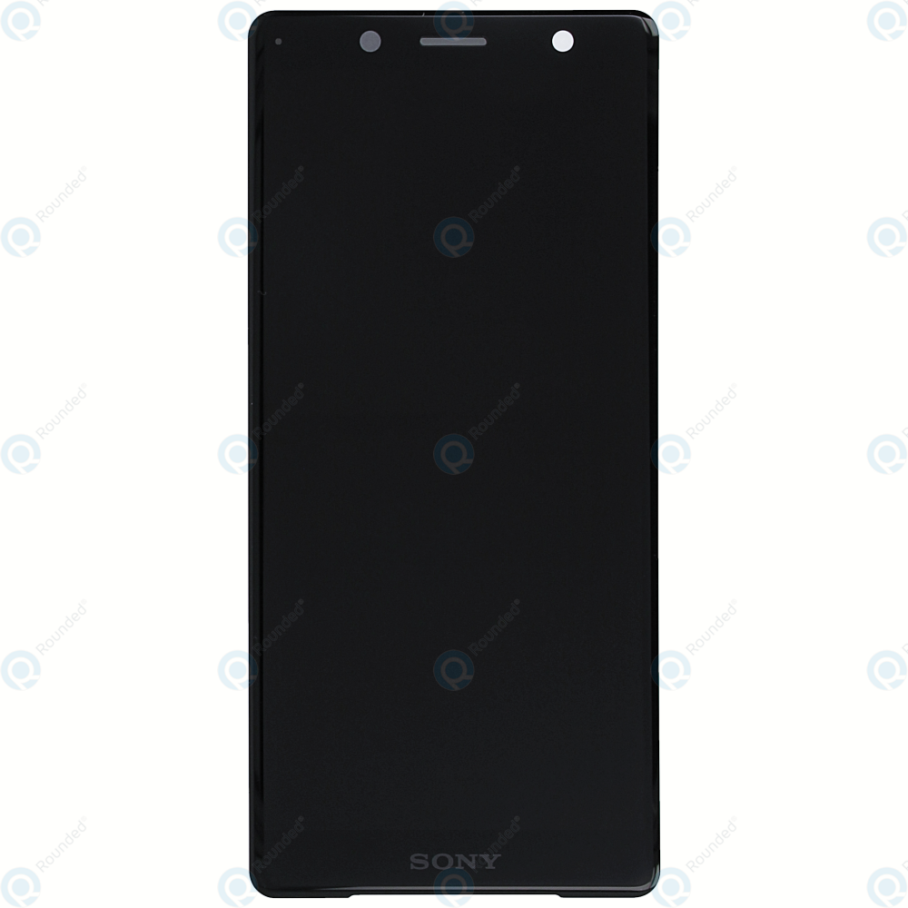 Sony Xperia XZ2 Compact (H8314, H8324) Display module LCD + Digitizer black  1313-0914