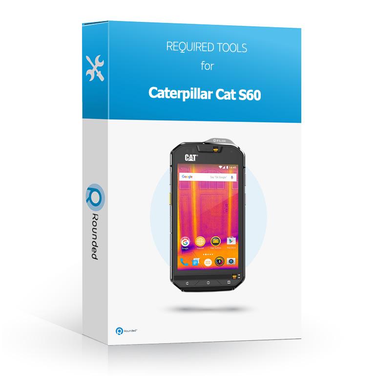 nowy wygląd zasznurować 100% najwyższej jakości Caterpillar Cat S60 Toolbox