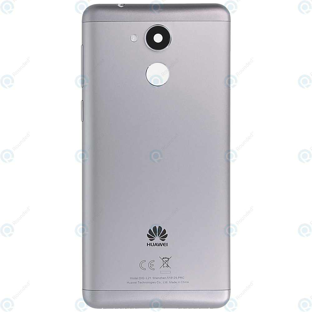 newest collection 0f67a 95dac Huawei Nova Smart, Enjoy 6s (DIG-AL00) Battery cover grey