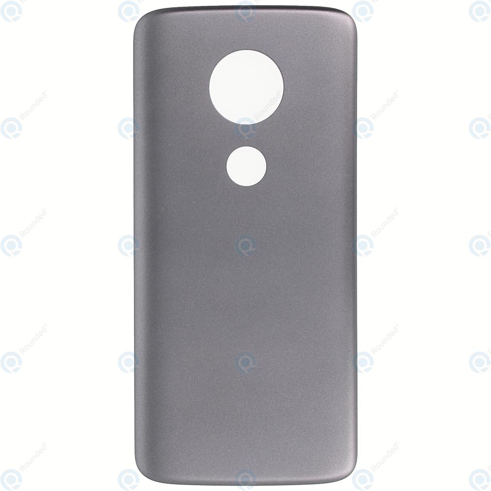 Motorola Moto E5 Battery cover flash grey