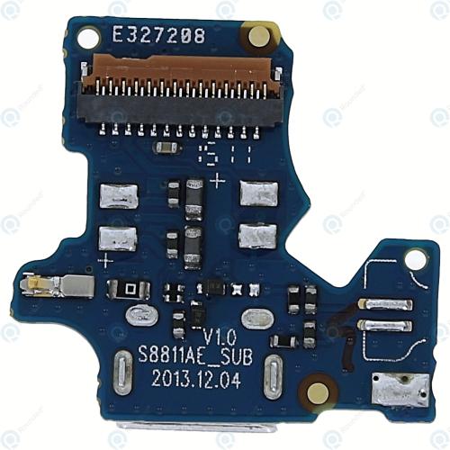 Wiko Getaway USB charging board N603-K67001-000