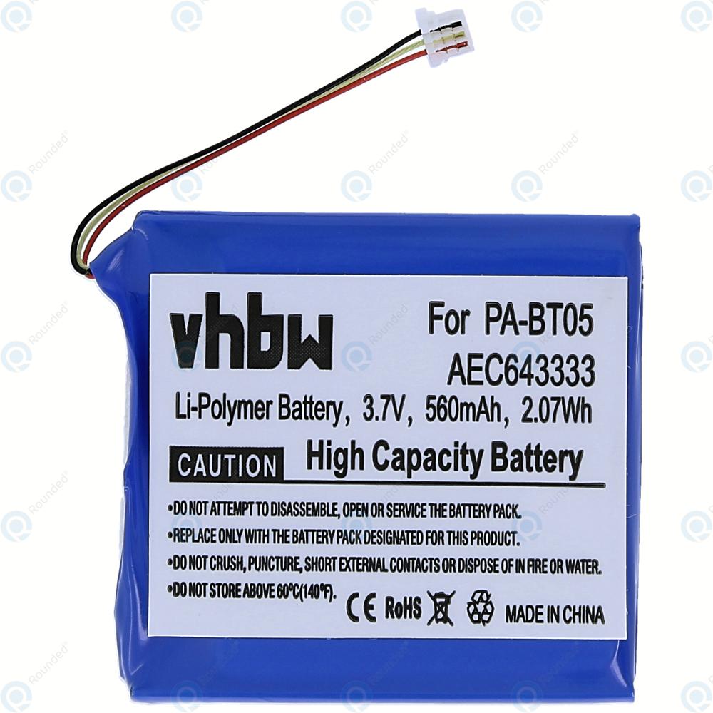 Original VHBW ® batería para Nikon Coolpix s570 s60 s600 s700