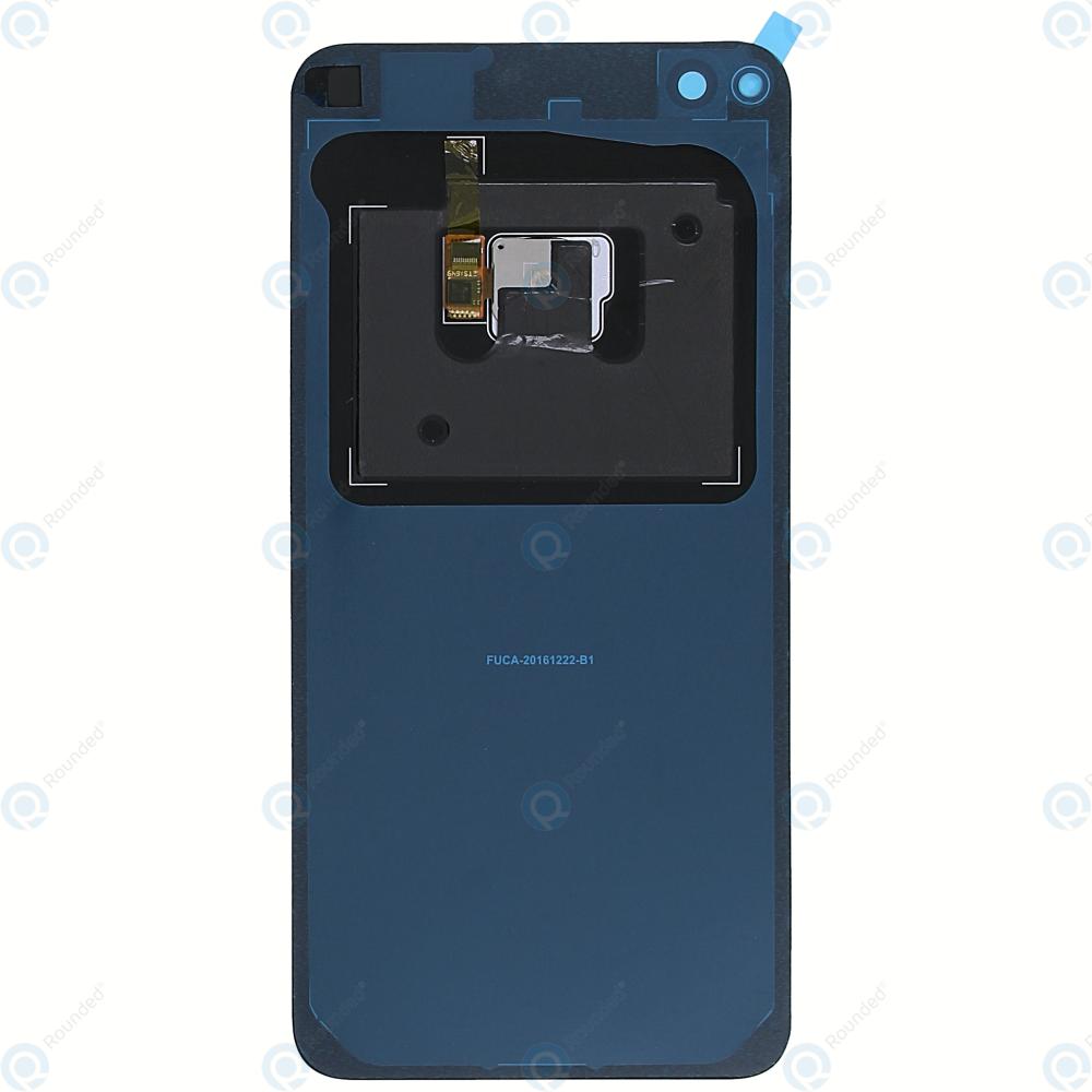 Huawei P8 Lite 2017 (PRA-L21) Battery cover black 02351FVQ