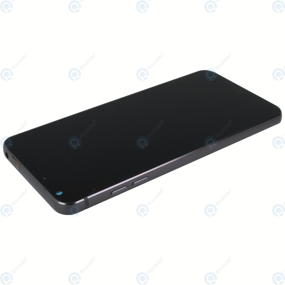LG G6 (H870) Display unit complete black ACQ90289901 ACQ89384002