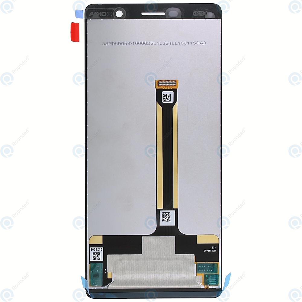 Nokia 7 Plus (TA-1046, TA-1055) Display module LCD + Digitizer 20B2N0W0001