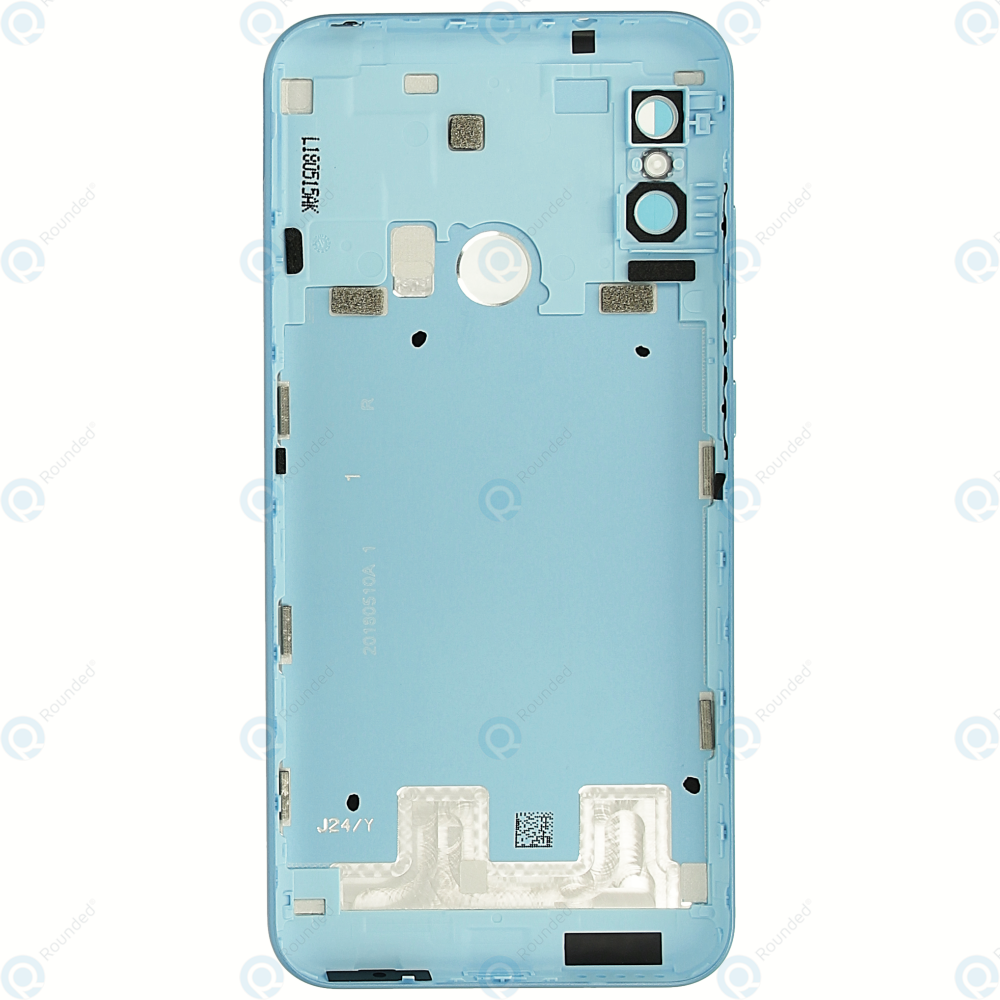Xiaomi Mi A2 Lite, Redmi 6 Pro Battery cover blue