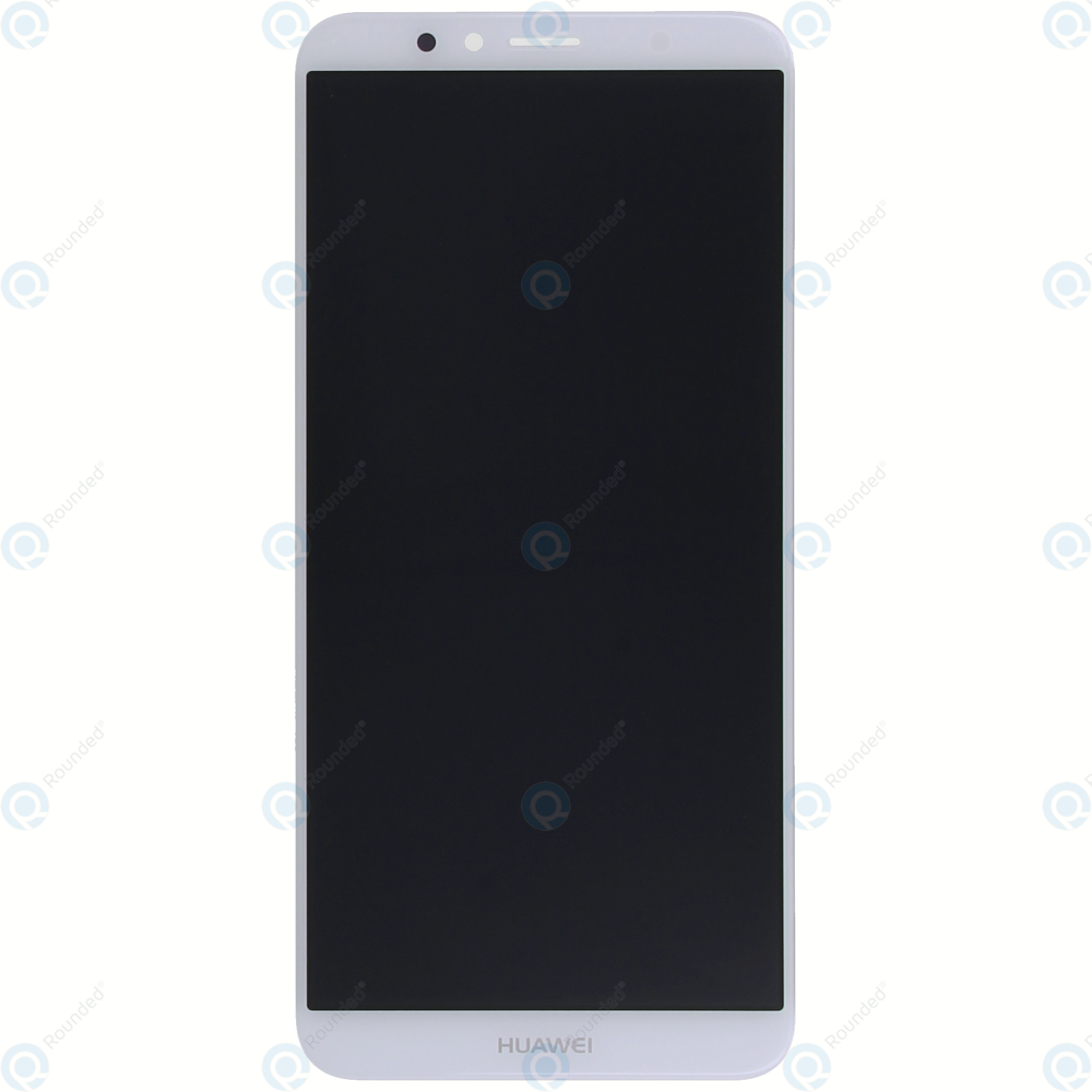 Huawei Y6 Prime 2018 (ATU-L31, ATU-L42) Display module LCD + Digitizer white