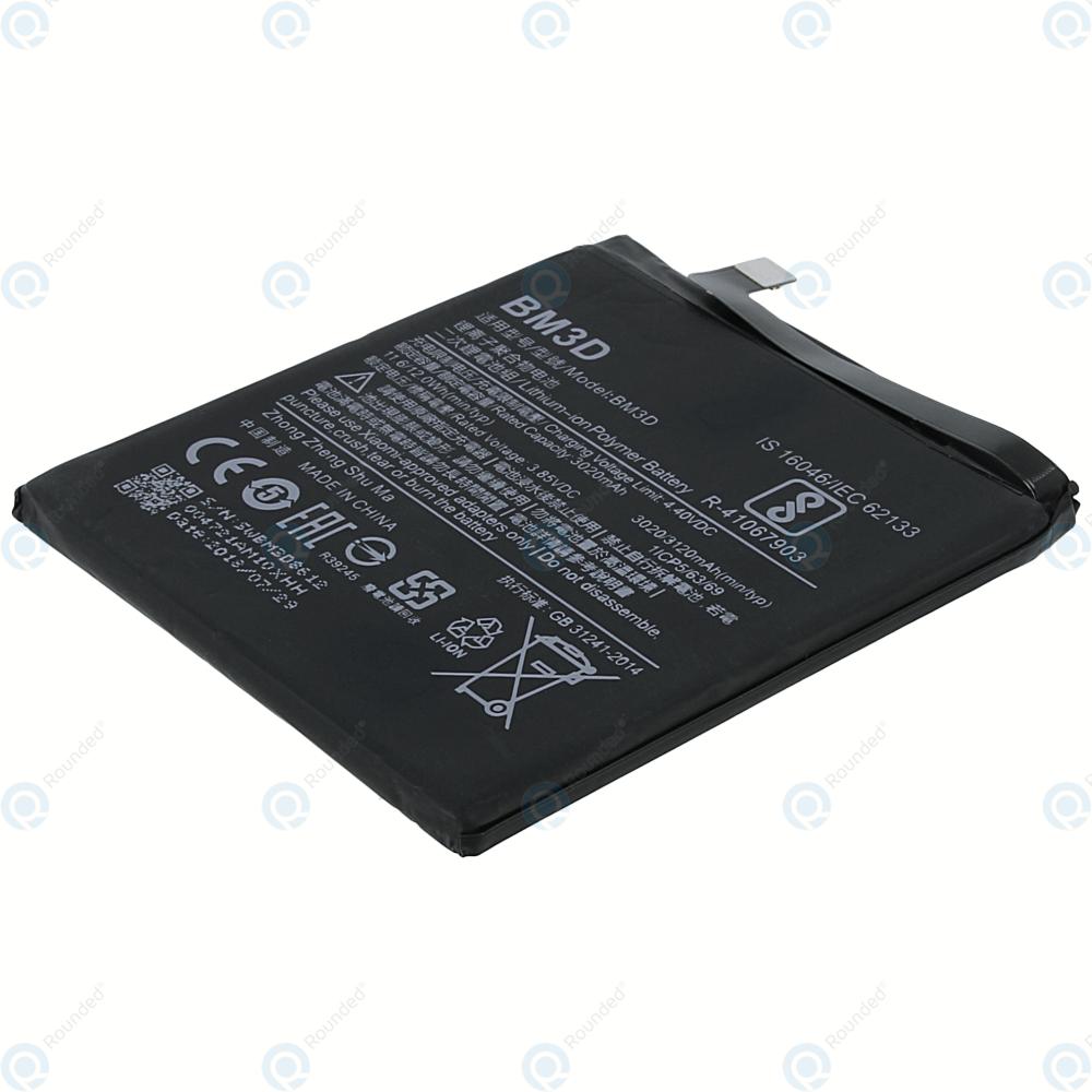 Xiaomi Mi 8 SE Battery BM3D 3120mAh