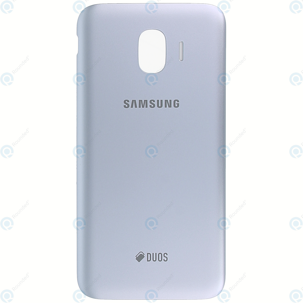 huge discount b5e4a a79e6 Samsung Galaxy J2 Pro 2018 (SM-J250F) Battery cover blue GH98-42759B