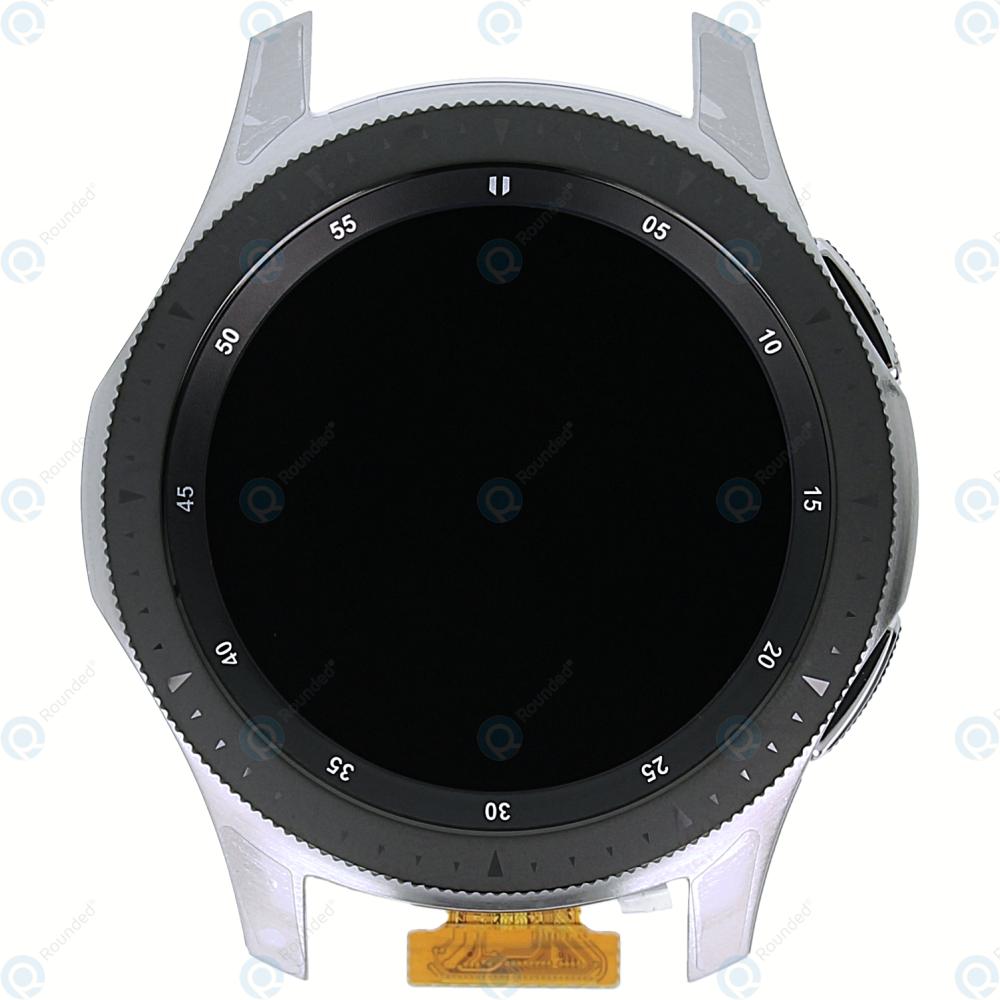 Samsung Galaxy Watch 46mm (SM-R800, SM-R805) Display unit complete black  GH97-22504A