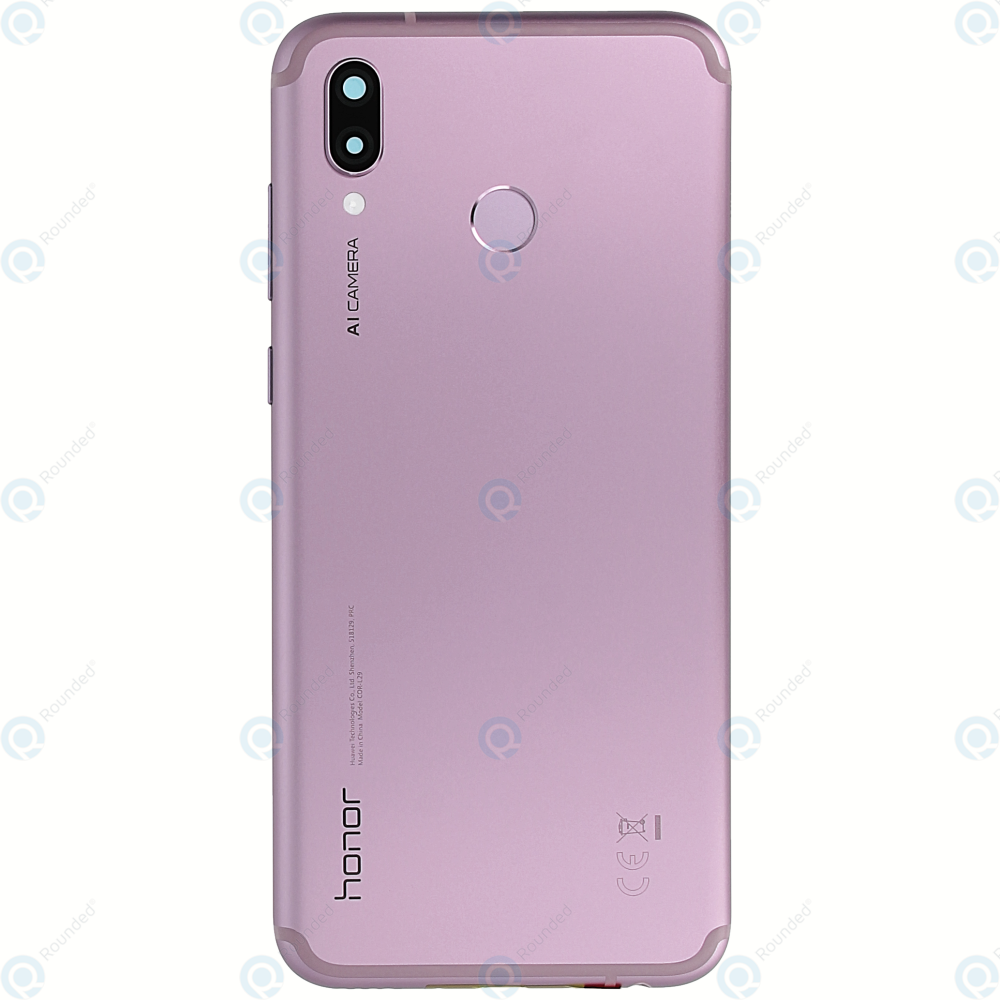 the best attitude c28ef b810b Huawei Honor Play Battery cover violet 02352BUC