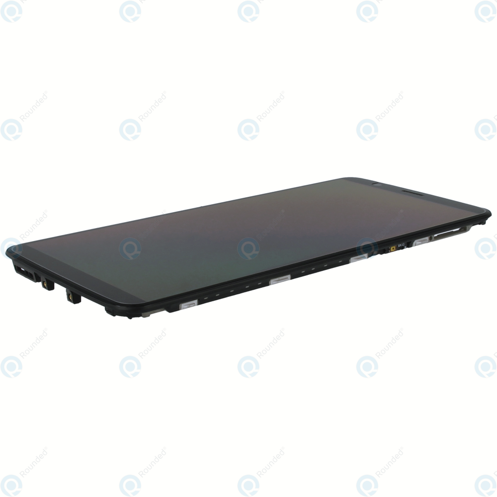 OnePlus 5T (A5010) Display unit complete (Service Pack) black 2011100017