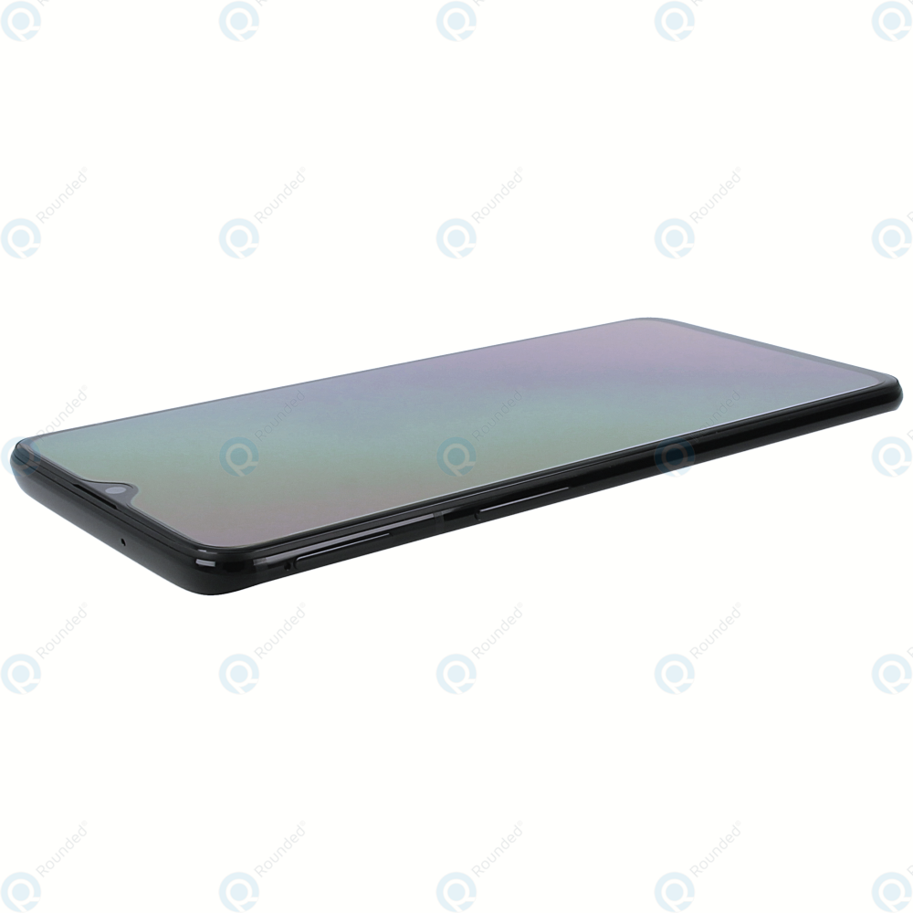 OnePlus 6T (A6010 A6013) Display unit complete (Service Pack) mirror black  2011100040