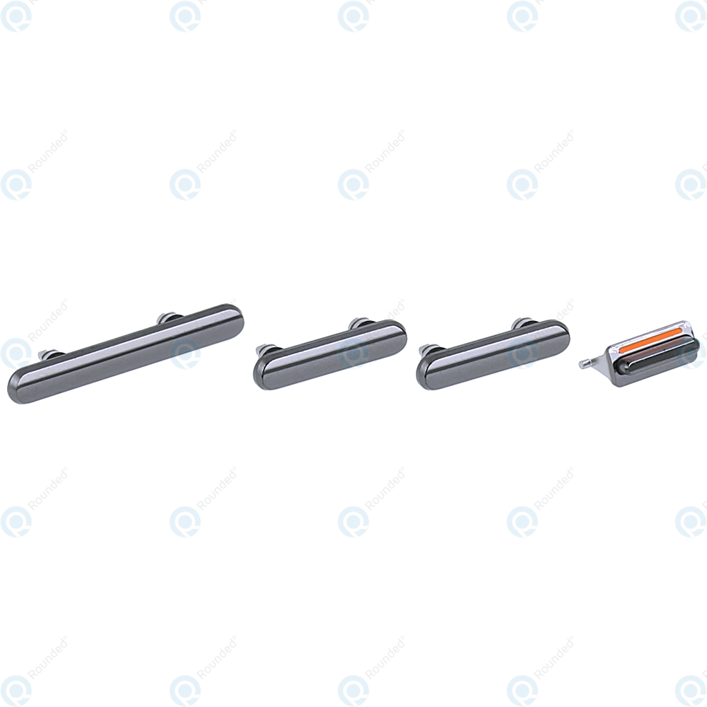 Side Key Set Space Grey для Iphone Xs